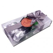 caixa 3 rosas sem  adição de açúcar