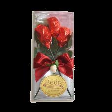 caixa bouquet de rosas