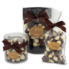 caixas formatos variados para gotas de chocolate