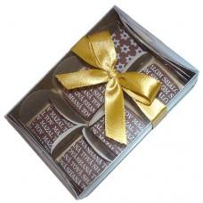 caixa pralinè judaico