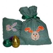 saquinho coelho 3 ovinhos